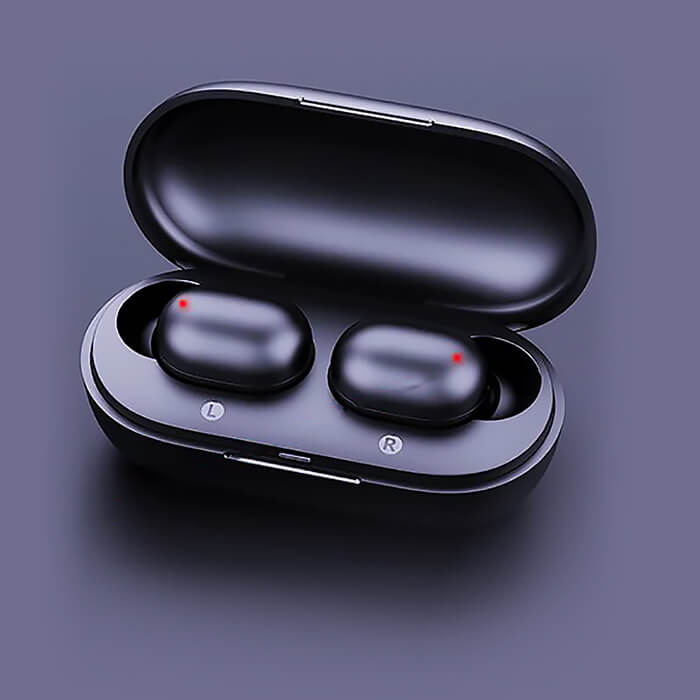 Haylou GT1 Plus Earbuds Pick up to connect