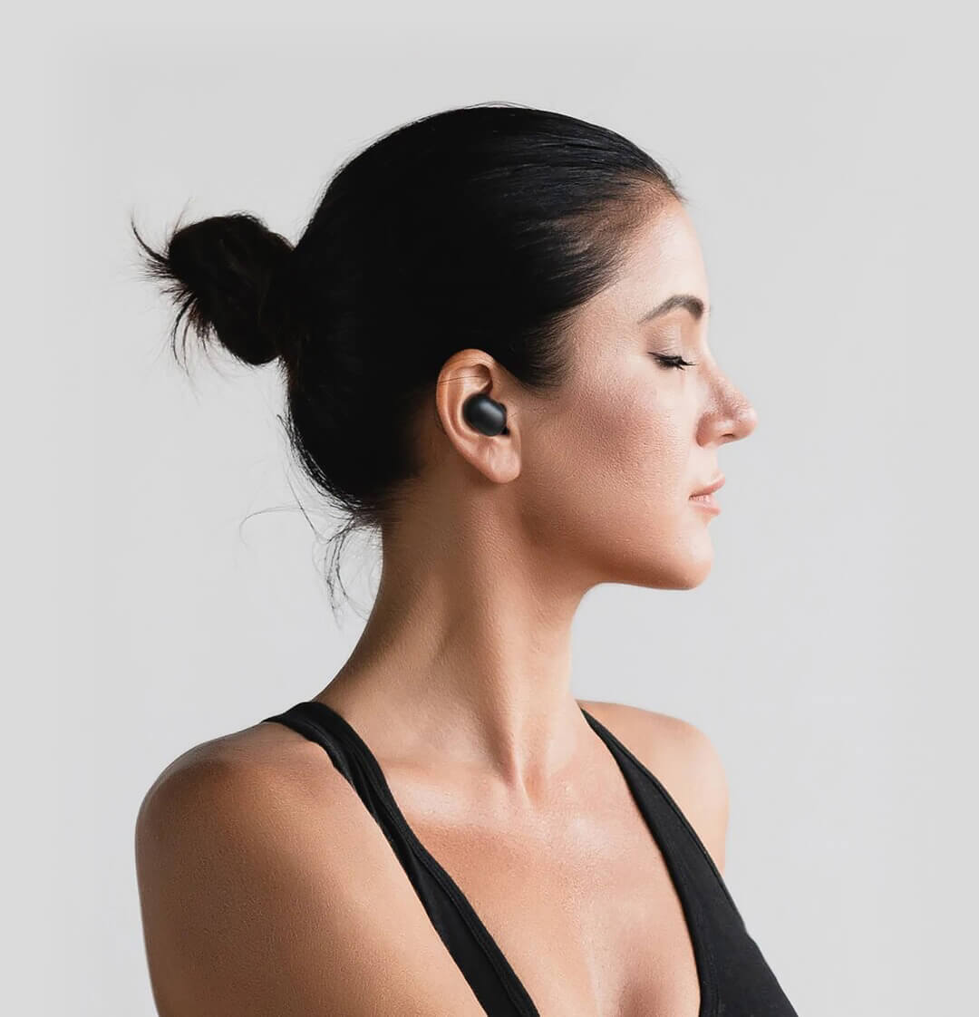 Haylou GT1 Plus Earbuds 3.9g Compact Body