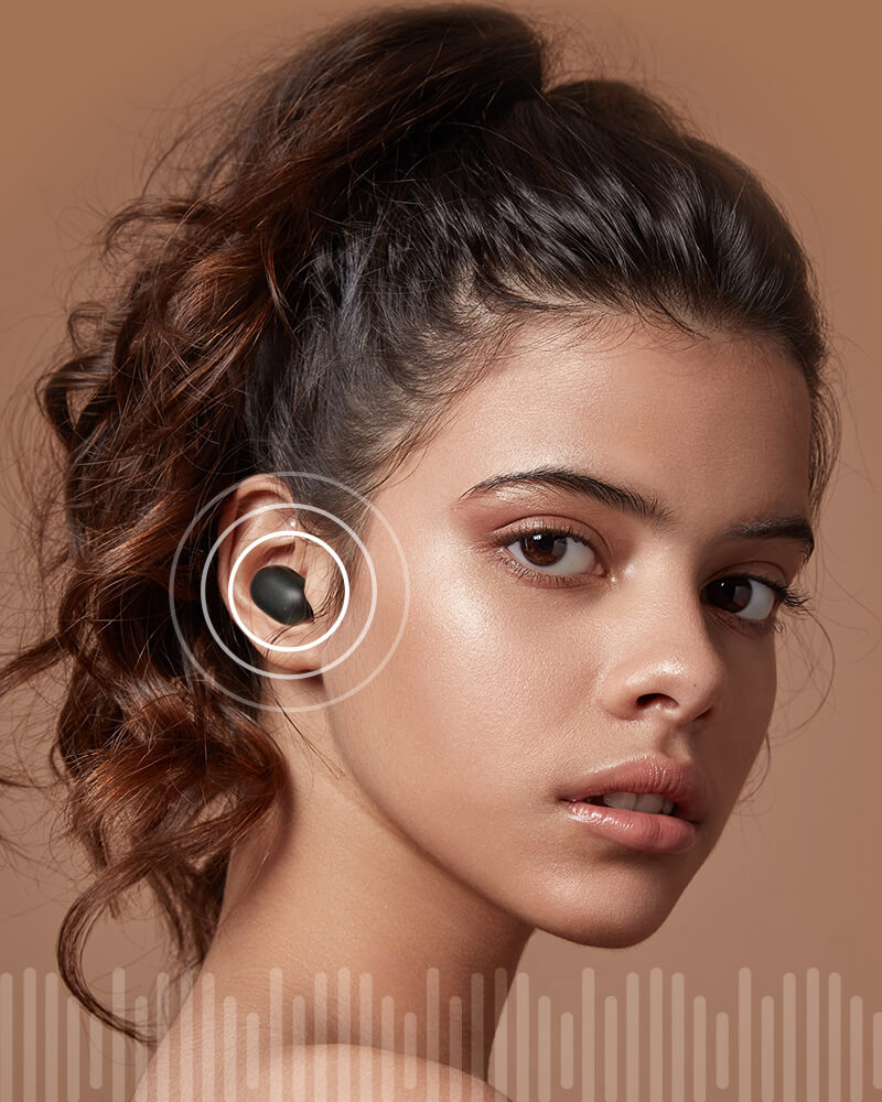 Haylou GT1 Earbuds 12 Hours of Battery Life