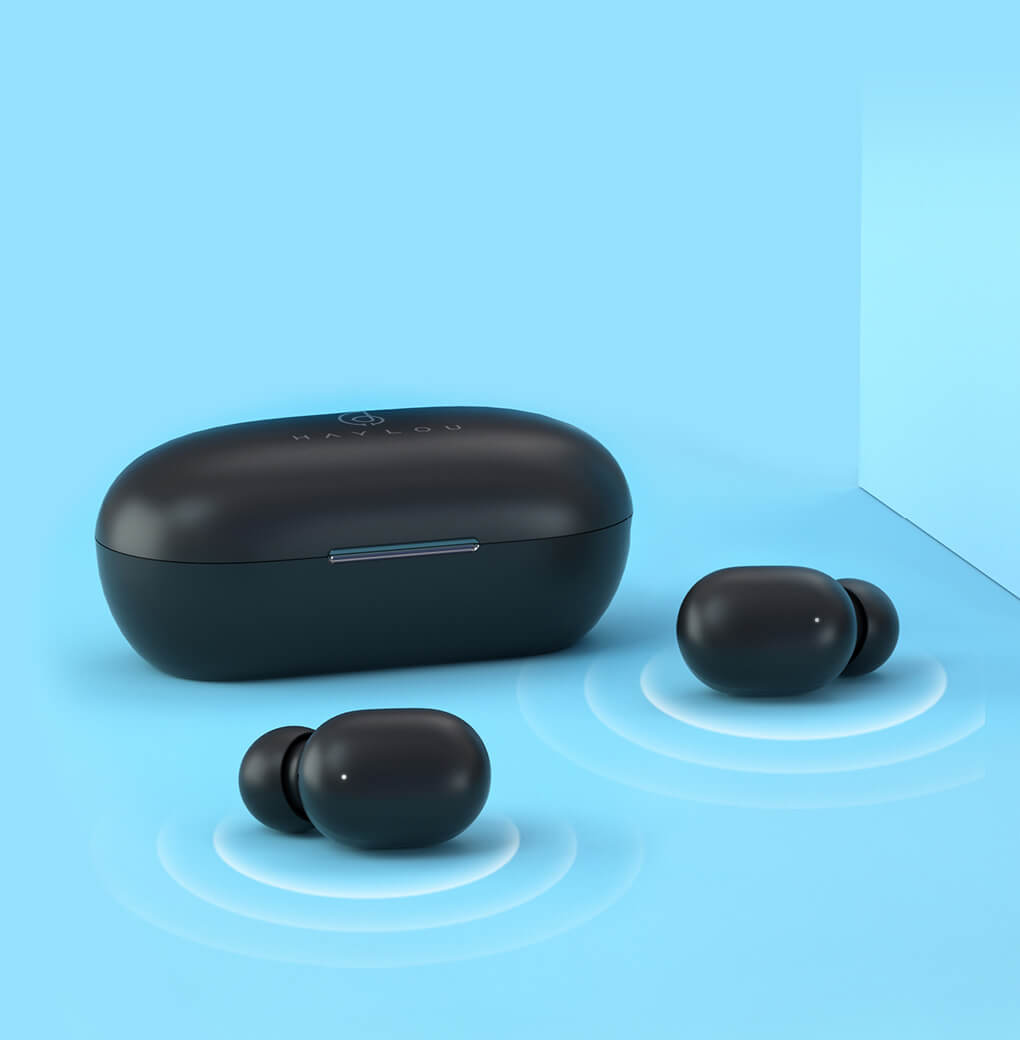 Haylou GT1 Earbuds Voice Assistant