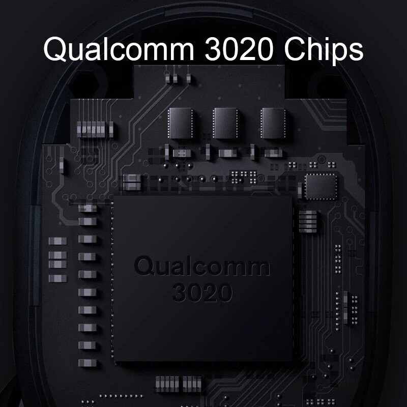 Haylou GT1 XR Qualcomm QCC3020 chipset