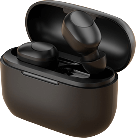 Haylou GT5 Earbuds in box