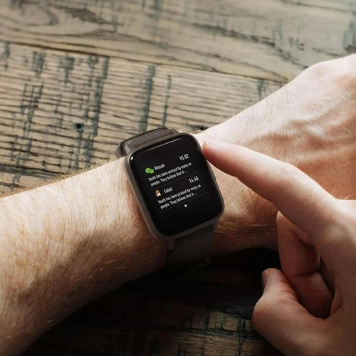 Haylou LS01 Smart Watch Smart notice