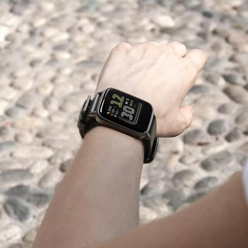 Haylou LS01 Smart Watch 1.3 inches highly bright WCG screen