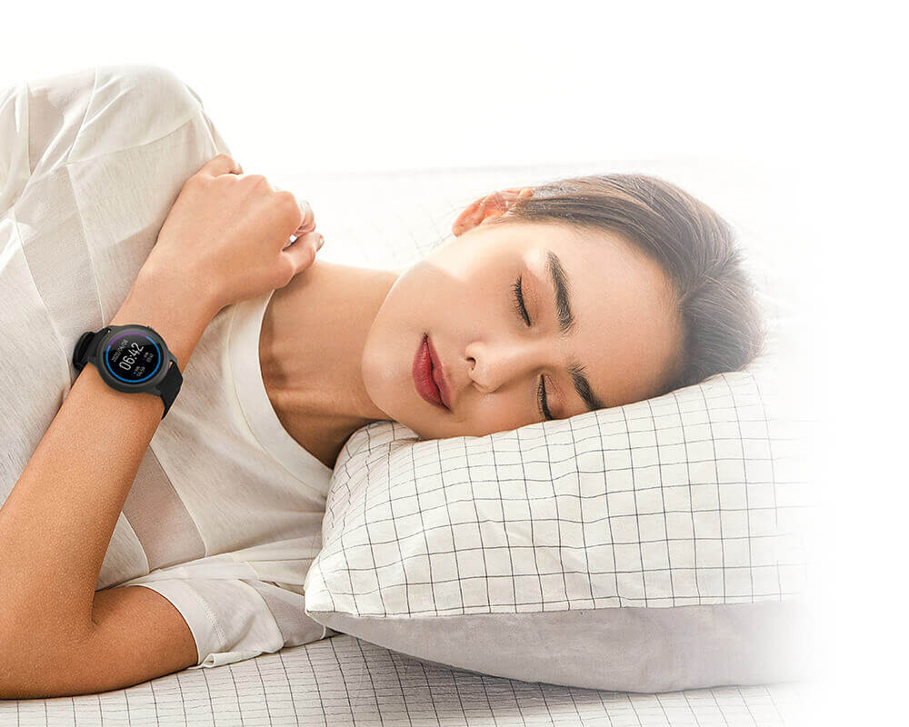 Haylou Solar Smart Watch Sci-sleeping Management
